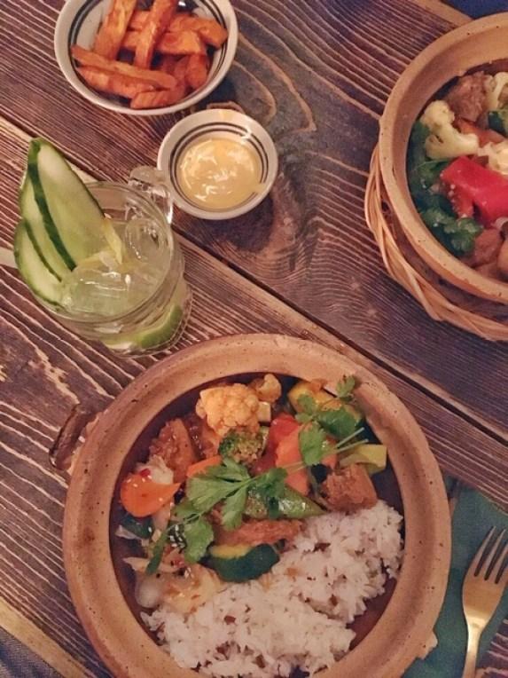 Saigon mule cocktail Umami ristorante vietnamita Berlino