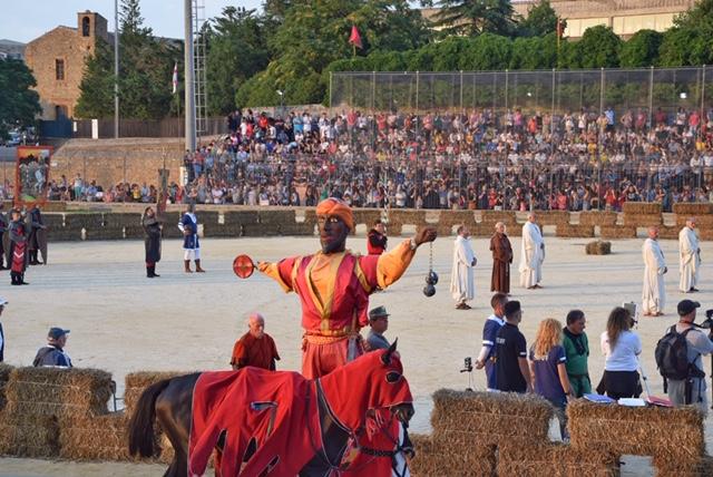 Il Saraceno Palio dei Normanni Piazza Armerina