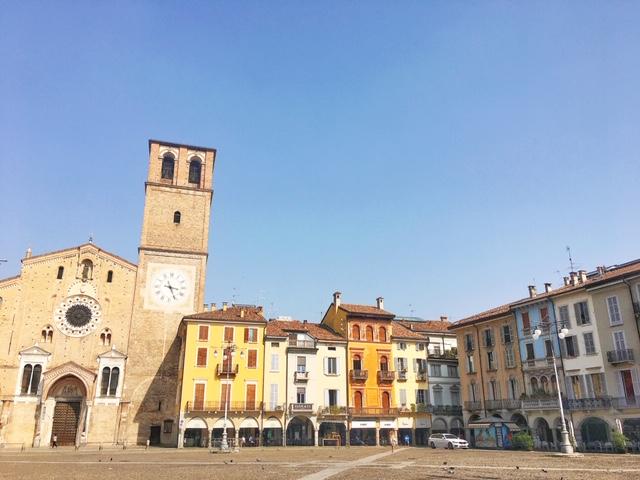 Piazza Maggiore Lodi