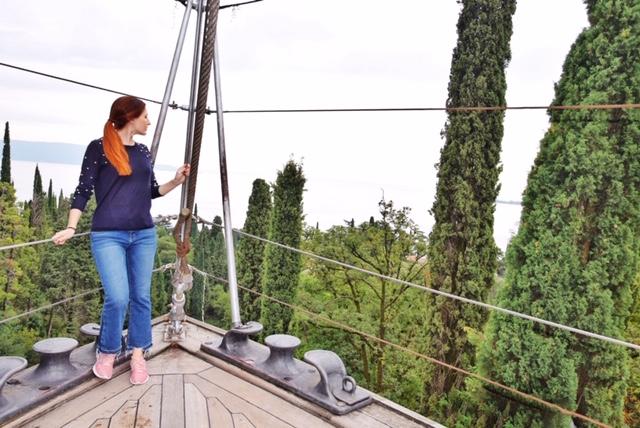 Nave Puglia Parco del Vittoriale