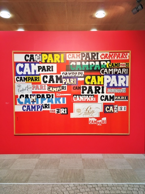 Manifesto Campari Metropolitana Milano