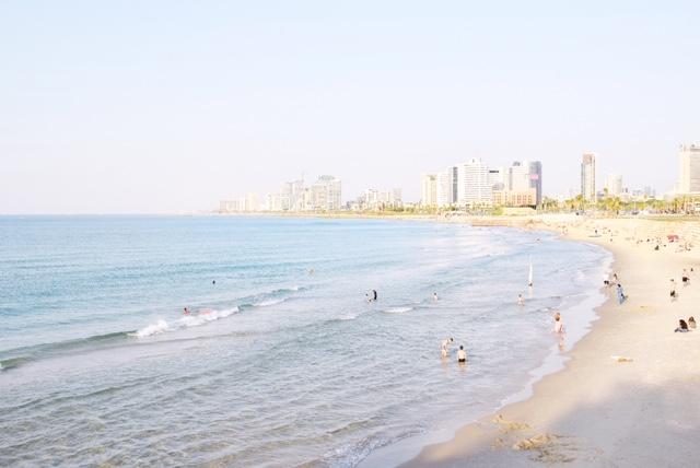 Tel Aviv, cartolina dal futuro