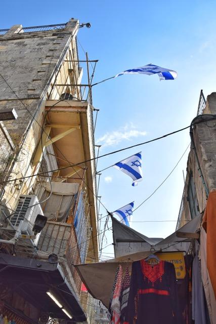 Strade Città Vecchia Gerusalemme