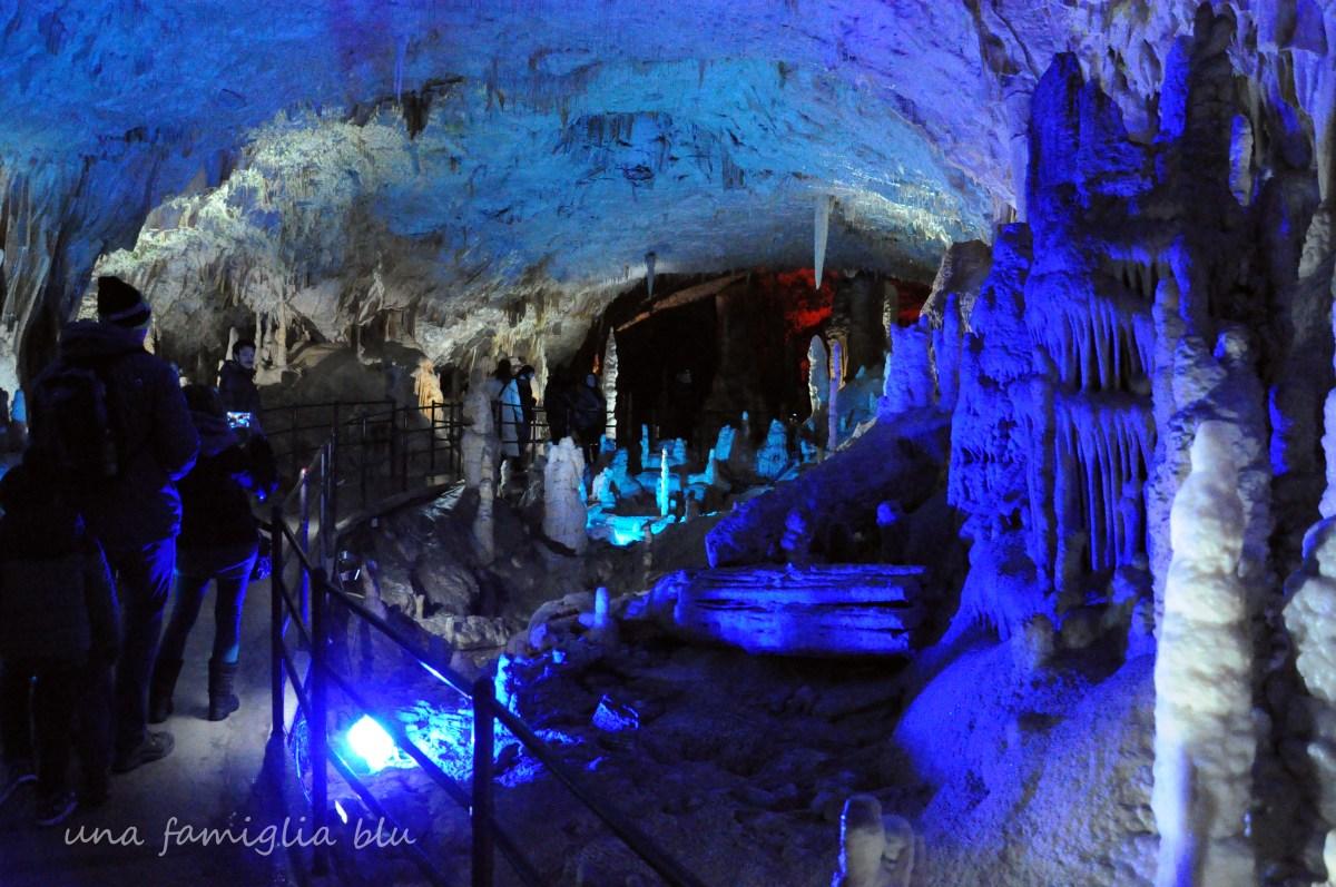 Grotte di Postumia, una meraviglia sotterranea