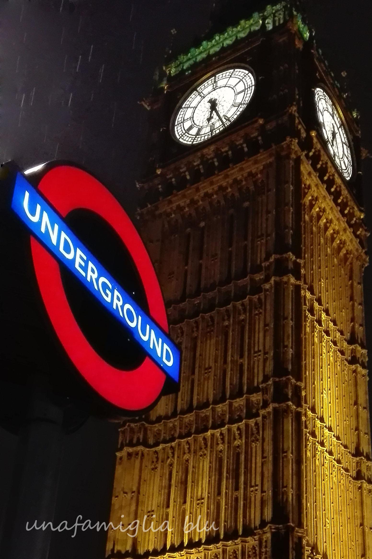 Cena nel buio Londra dating