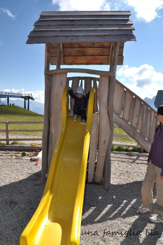 Val Pusteria: Plan de Corones con i bambini