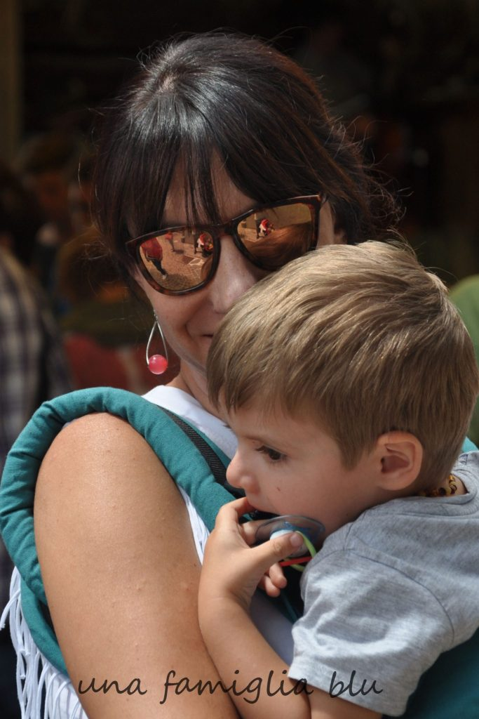 festa del prosciutto di Sauris con bambini