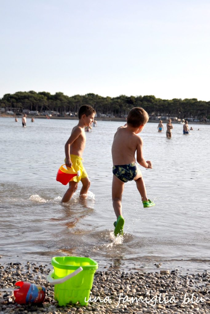 croazia con bambini premantura