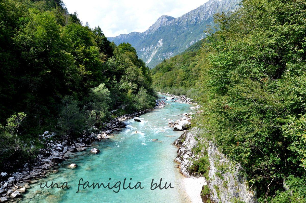 Gita alla cascata Kozjak con i bambini, nella meravigliosa Slovenia