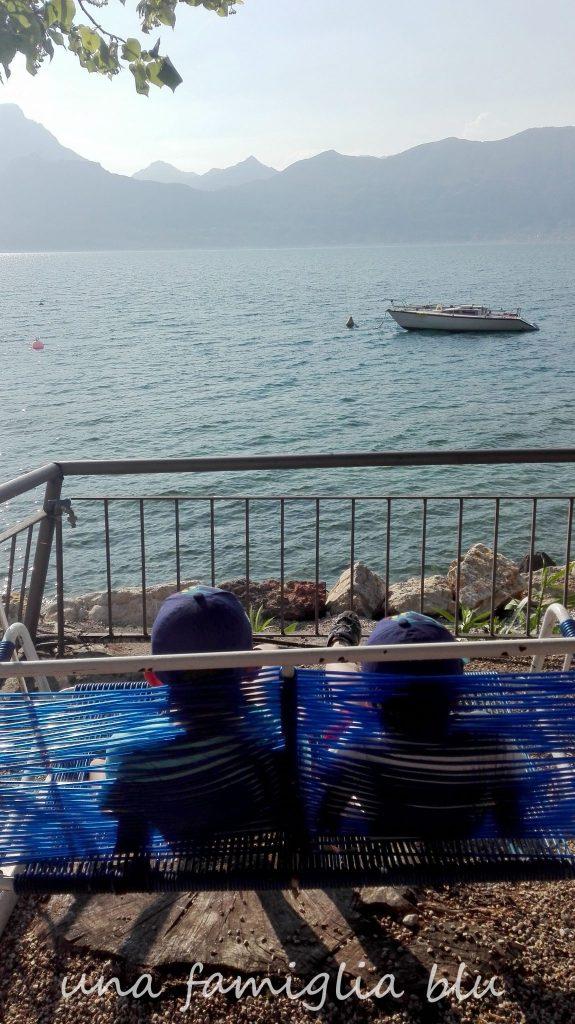 vacanza on the road sul lago di Garda con i bambini
