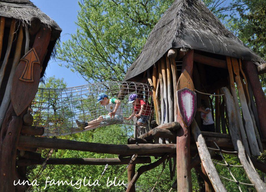 zoo Lubiana playground