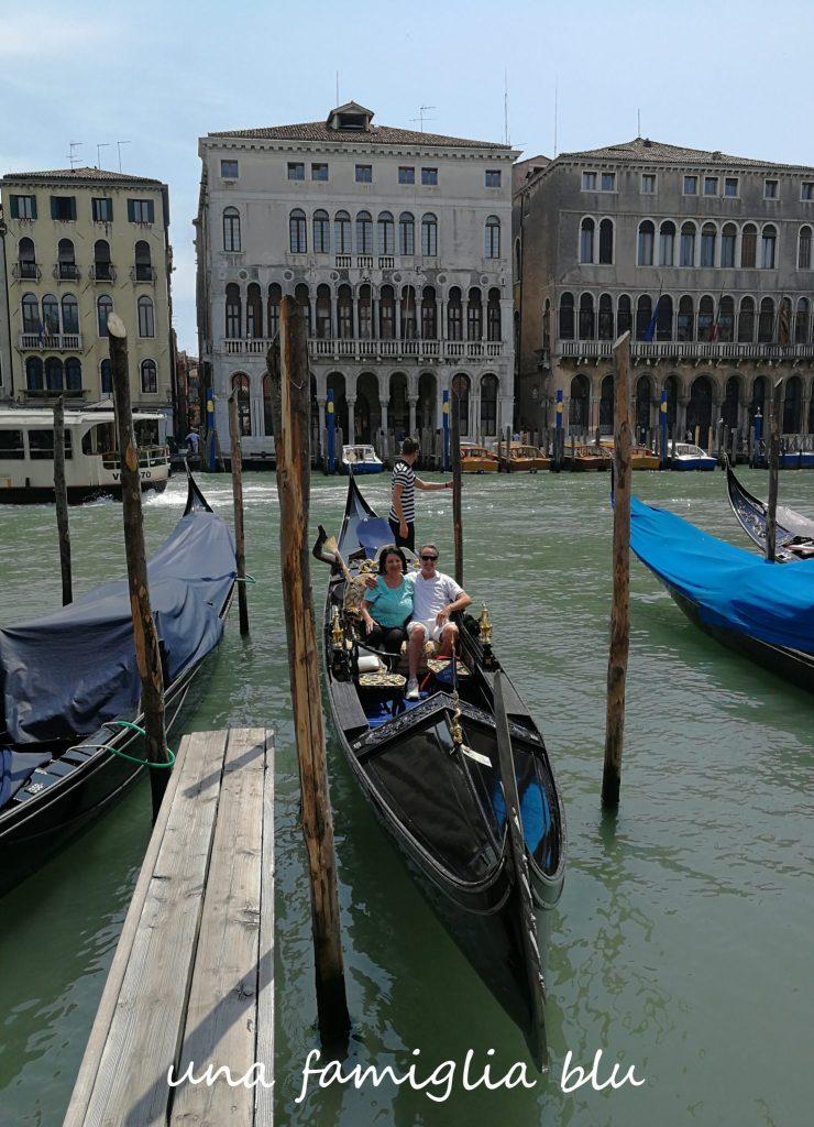 Venezia con bambini e nonni