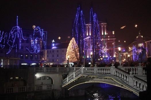 Cosa fare in Slovenia durante le vacanze di Natale