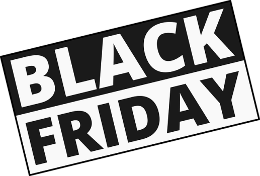 siete pronti per il black friday