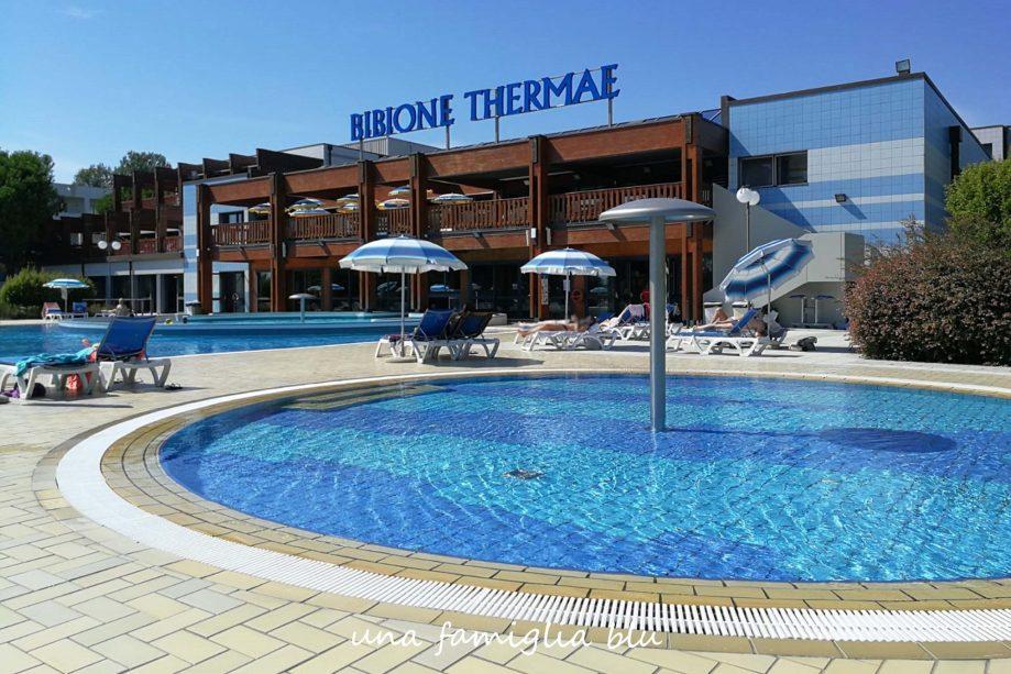 piscina esterna terme bibione