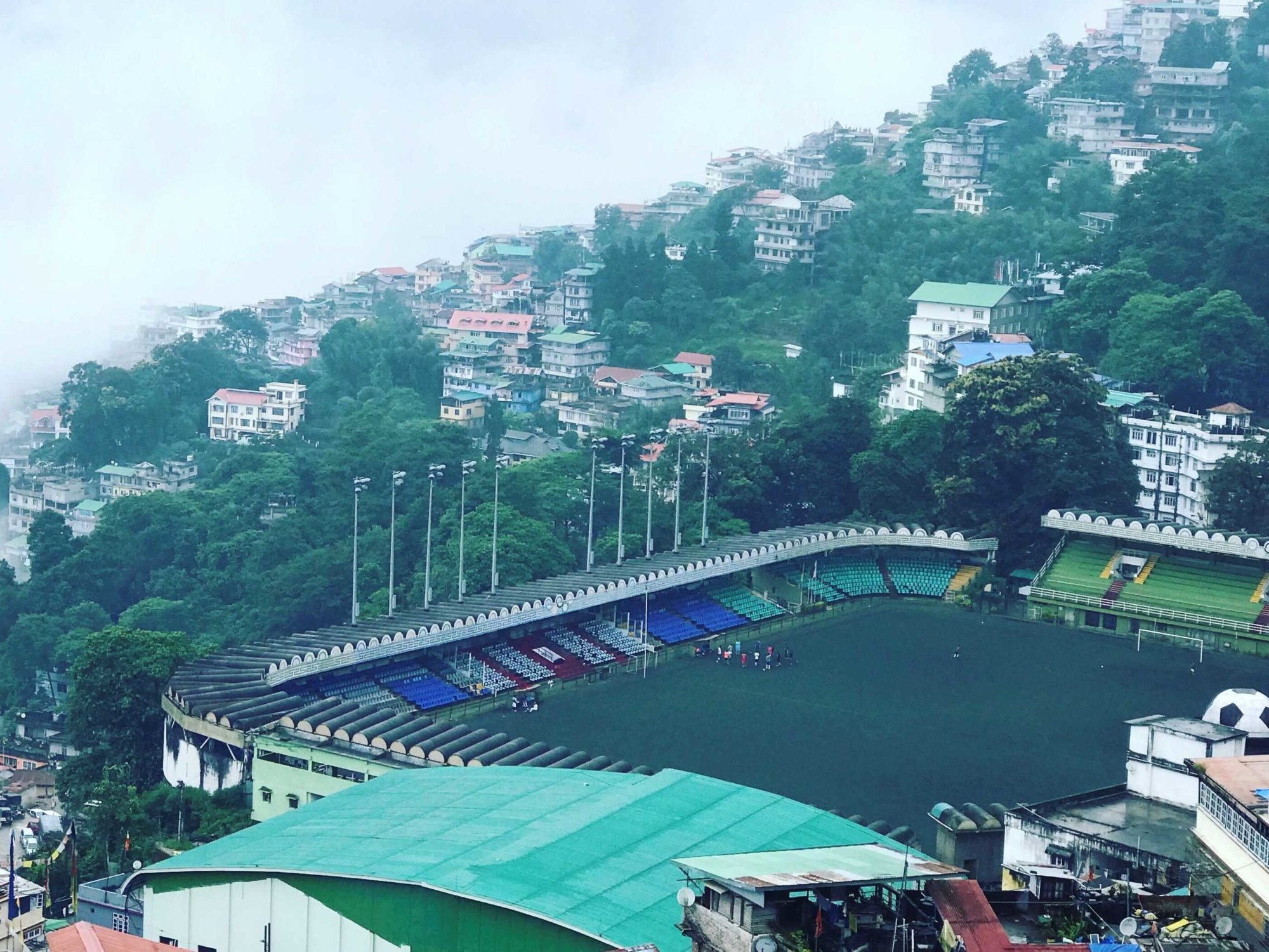 Whats the most popular sport in northeast India?
