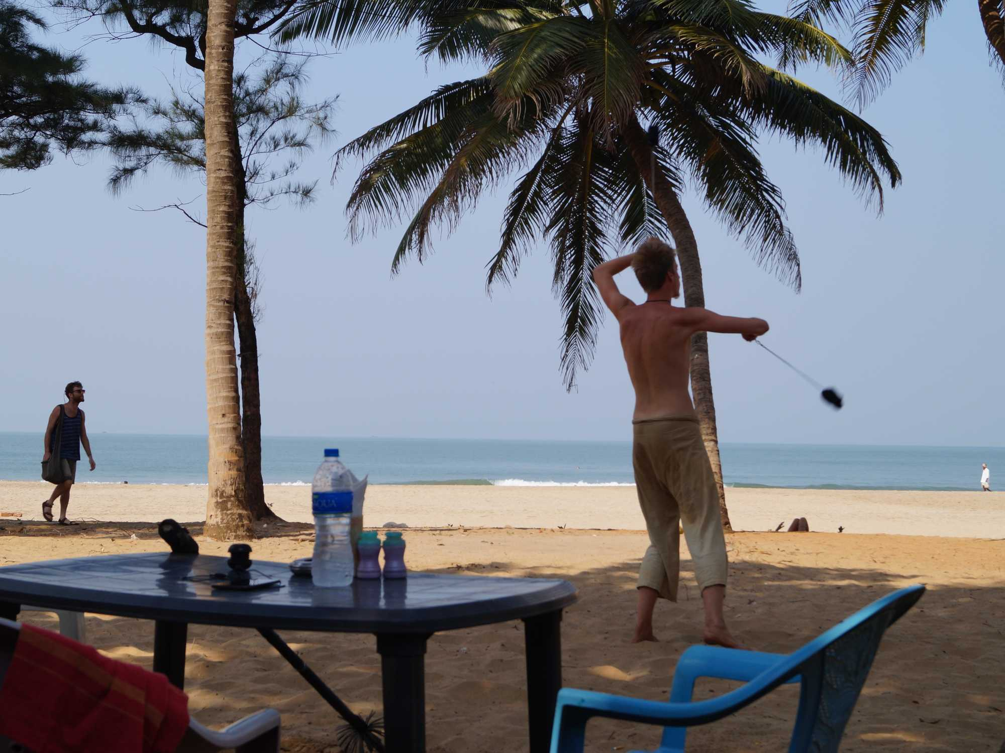 What are slow travel tips for Gokarna?