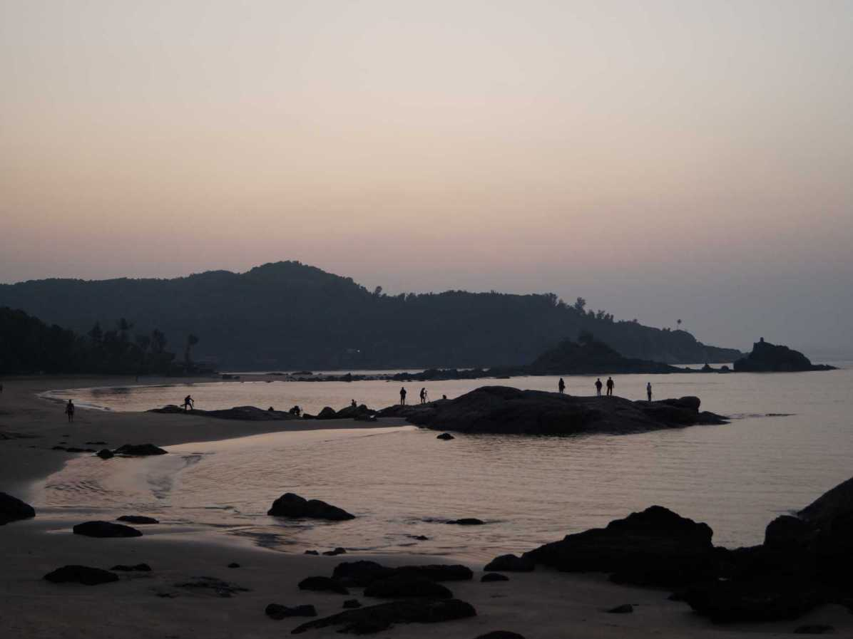 What to expect when backpacking Gokarna?
