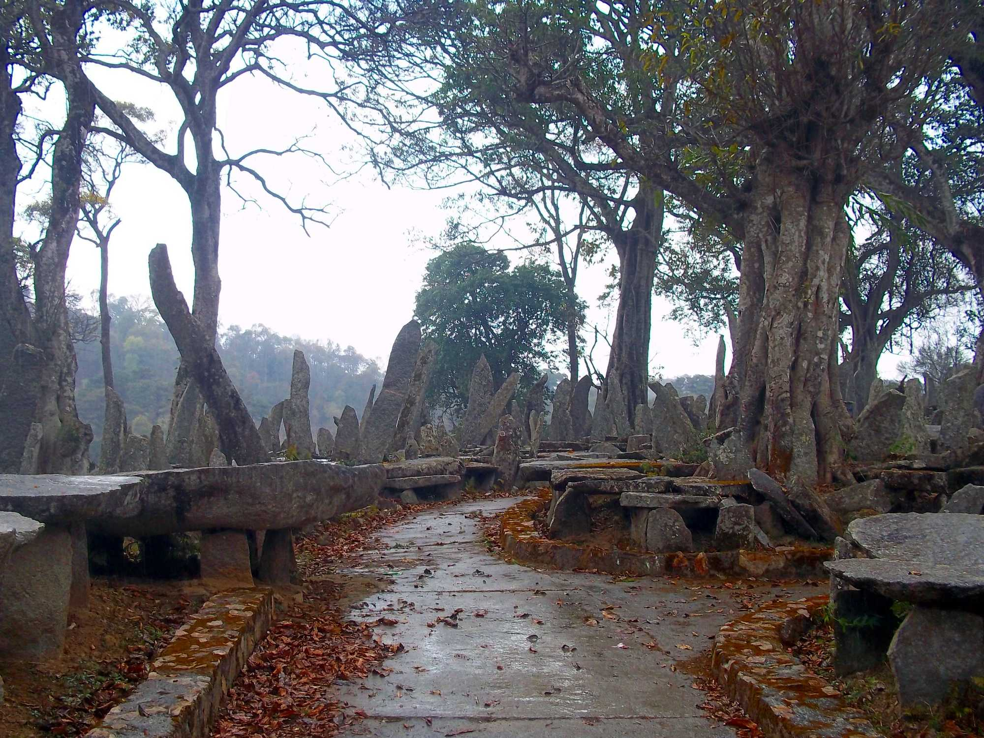 What is a lesser known gem of Meghalaya in northeast India?