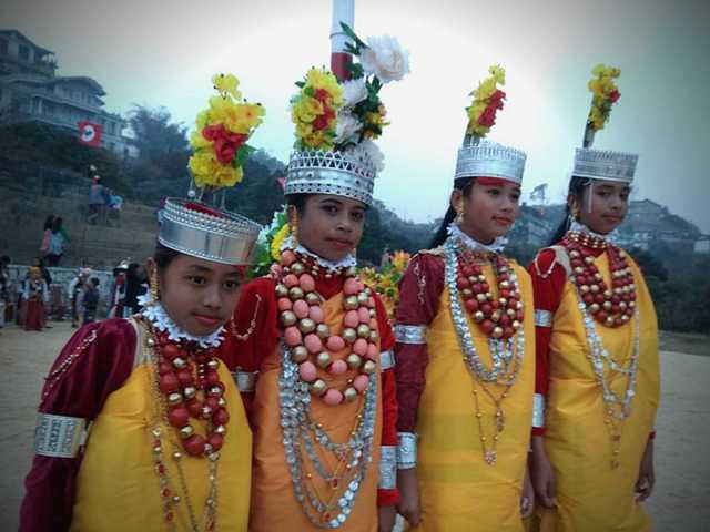 Backpacking North East India – Meghalaya's Maidens' Festival