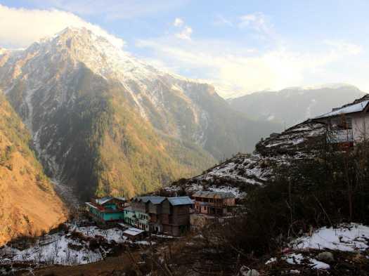 Acclimatize in Gangotri Town. Read more about Gaumukh ...
