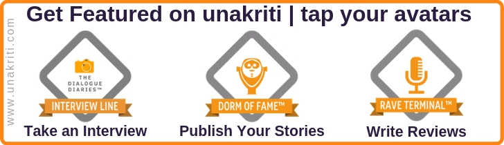 How can I get featured on Unakriti?
