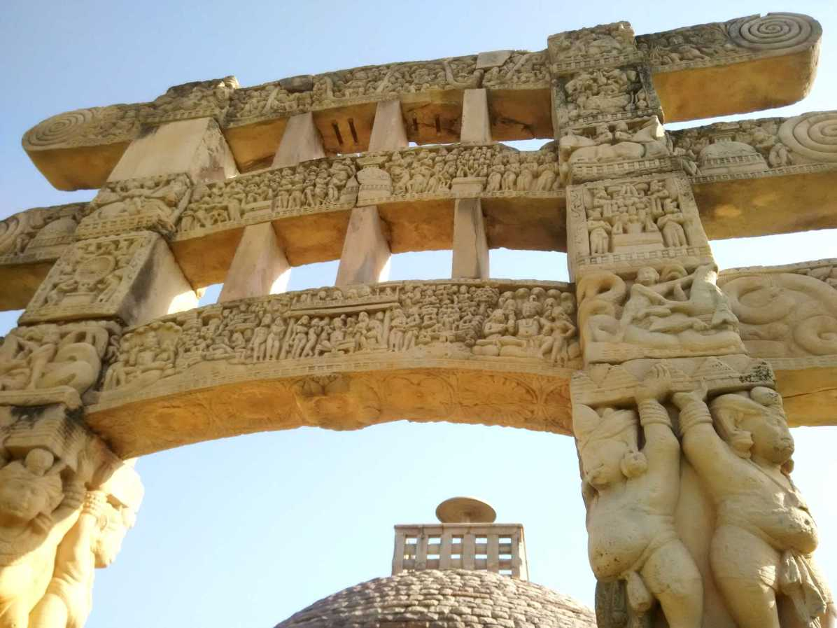 How to explore Sanchi Stupa, a world heritage site?