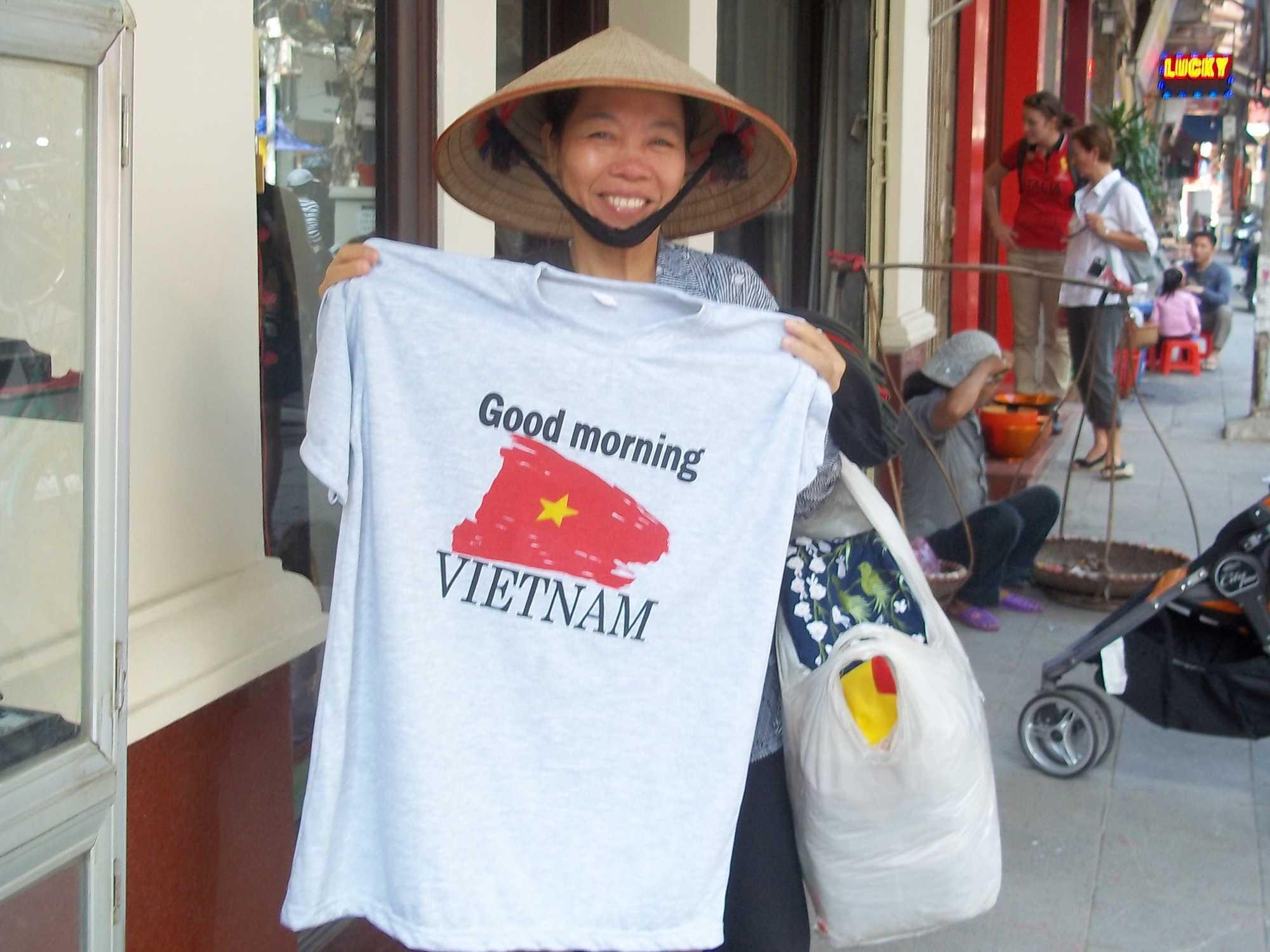 Where to go shopping in Hanoi, Vietnam?