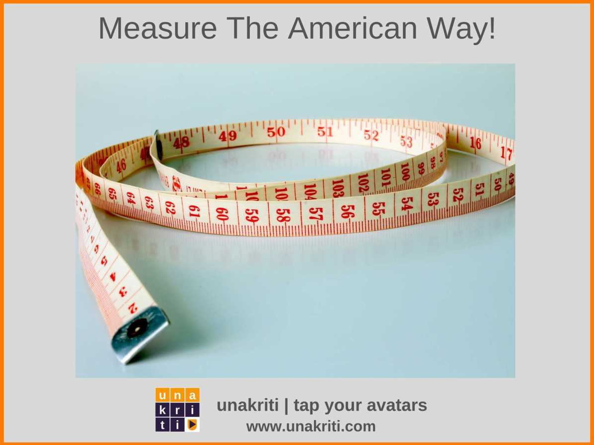 How to measure the American Way?