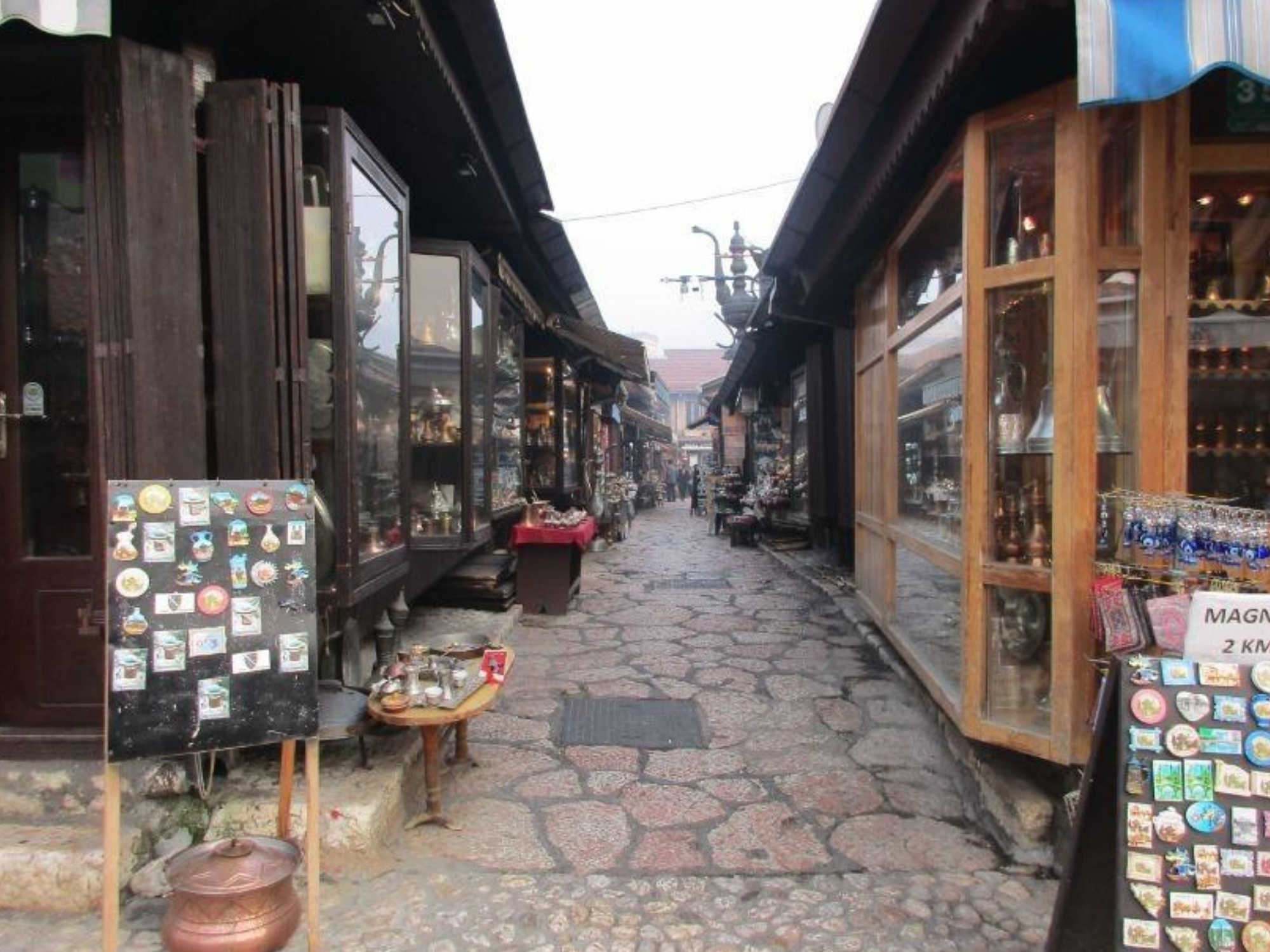 Whats a must visit place in Bosnia & Herzegovina when backpacking the Balkans?