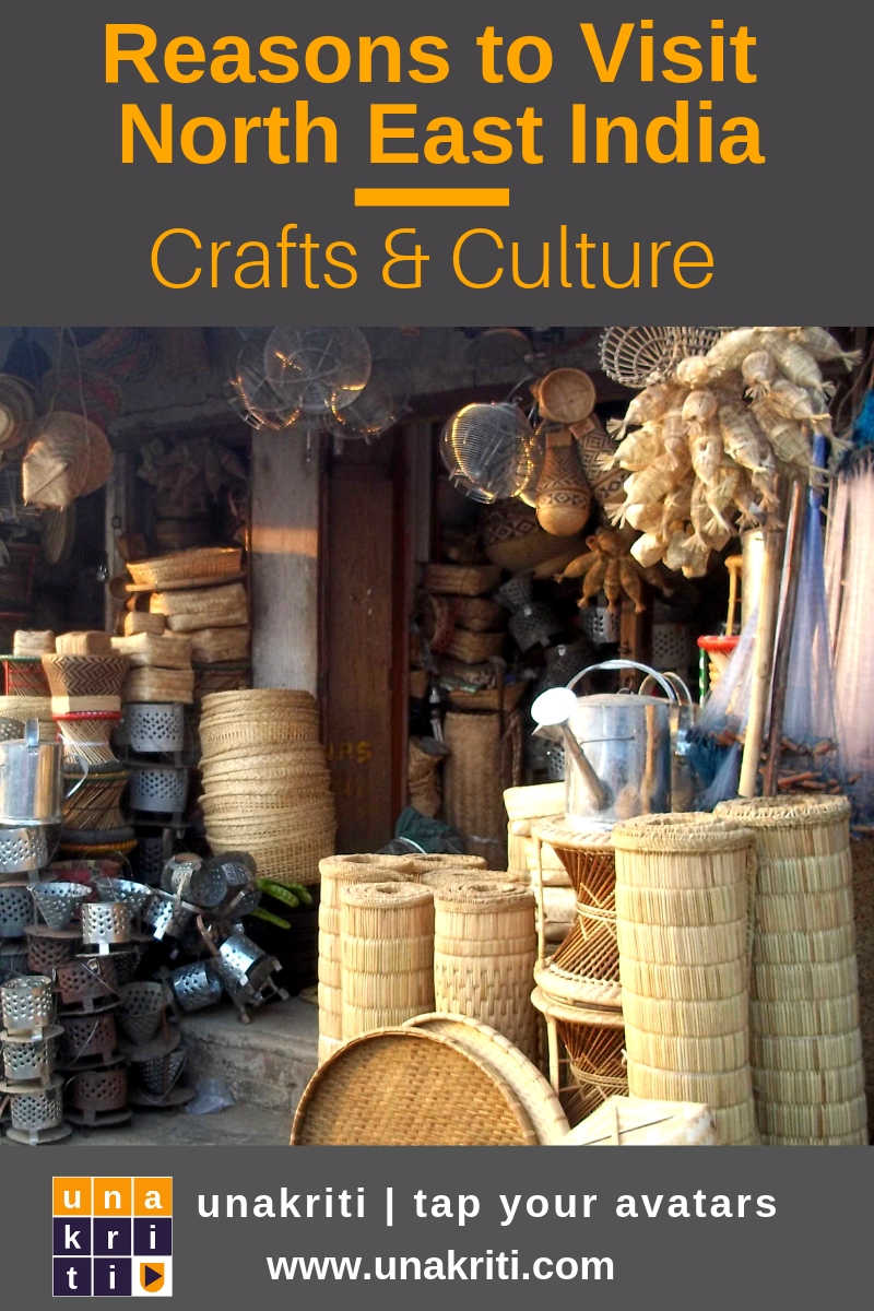 What is cultural tourism in northeast India like?