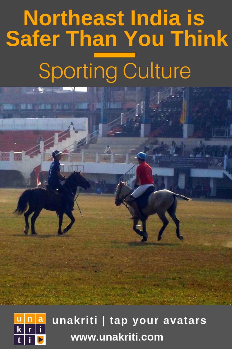 Why is northeast India the ground zero of Polo?