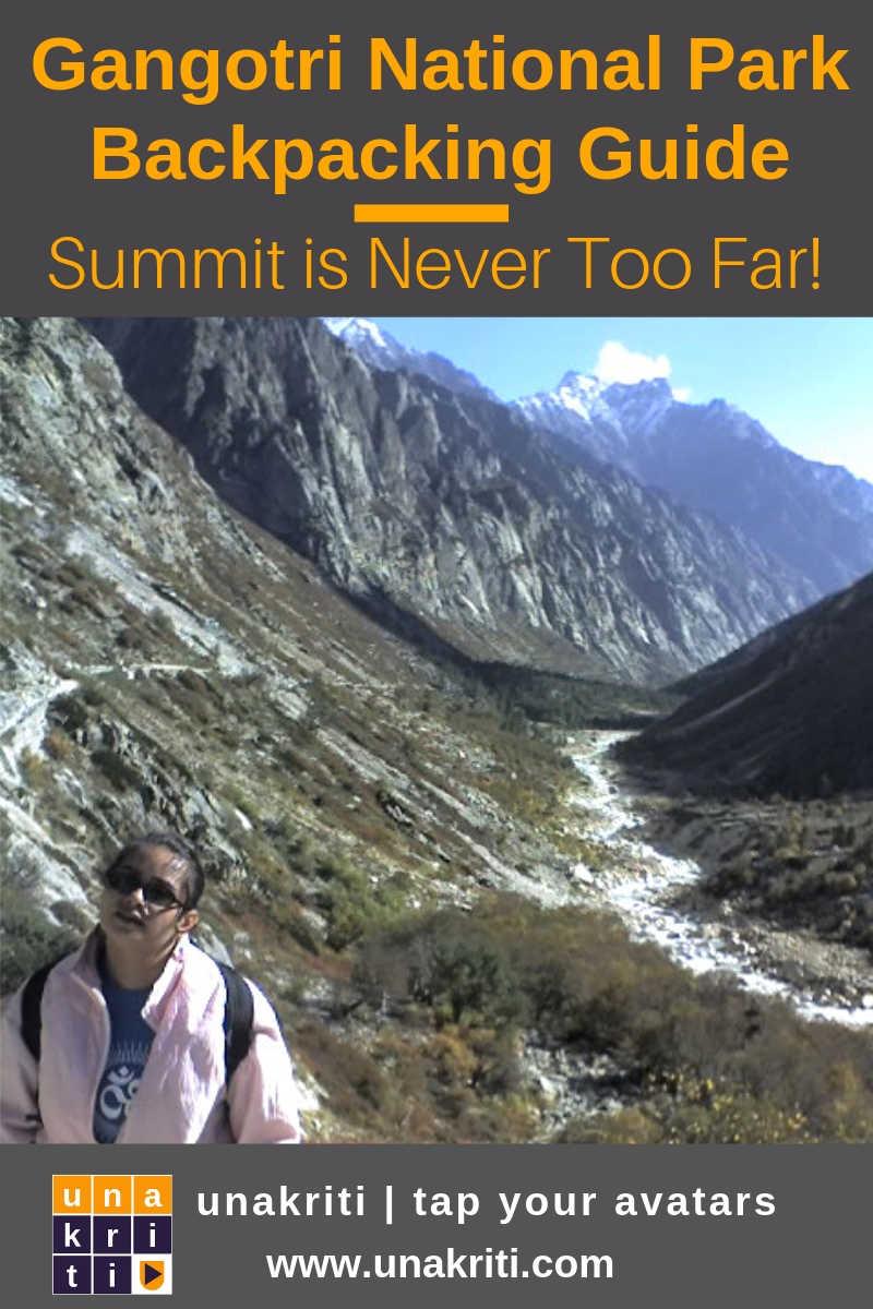 How to hike to Gaumukh Glacier?