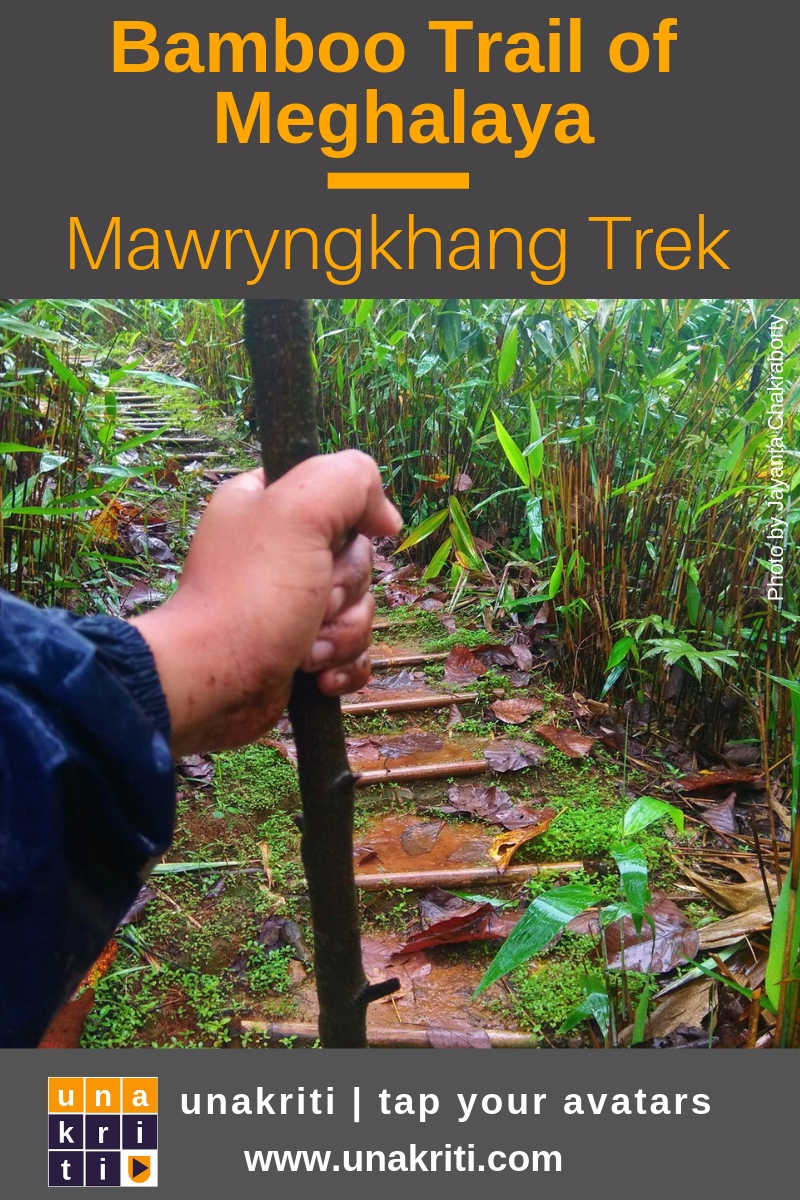 Should I hire a guided tour to do the Bamboo Trail of Meghalaya?