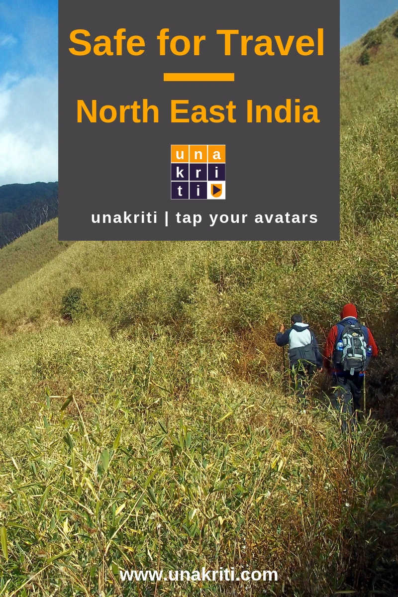 Is northeast India safe?