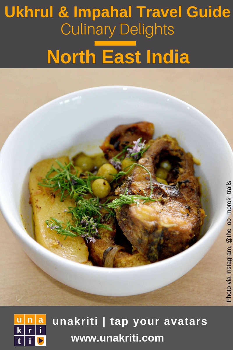 What's a must try fish delicacy in northeast India?