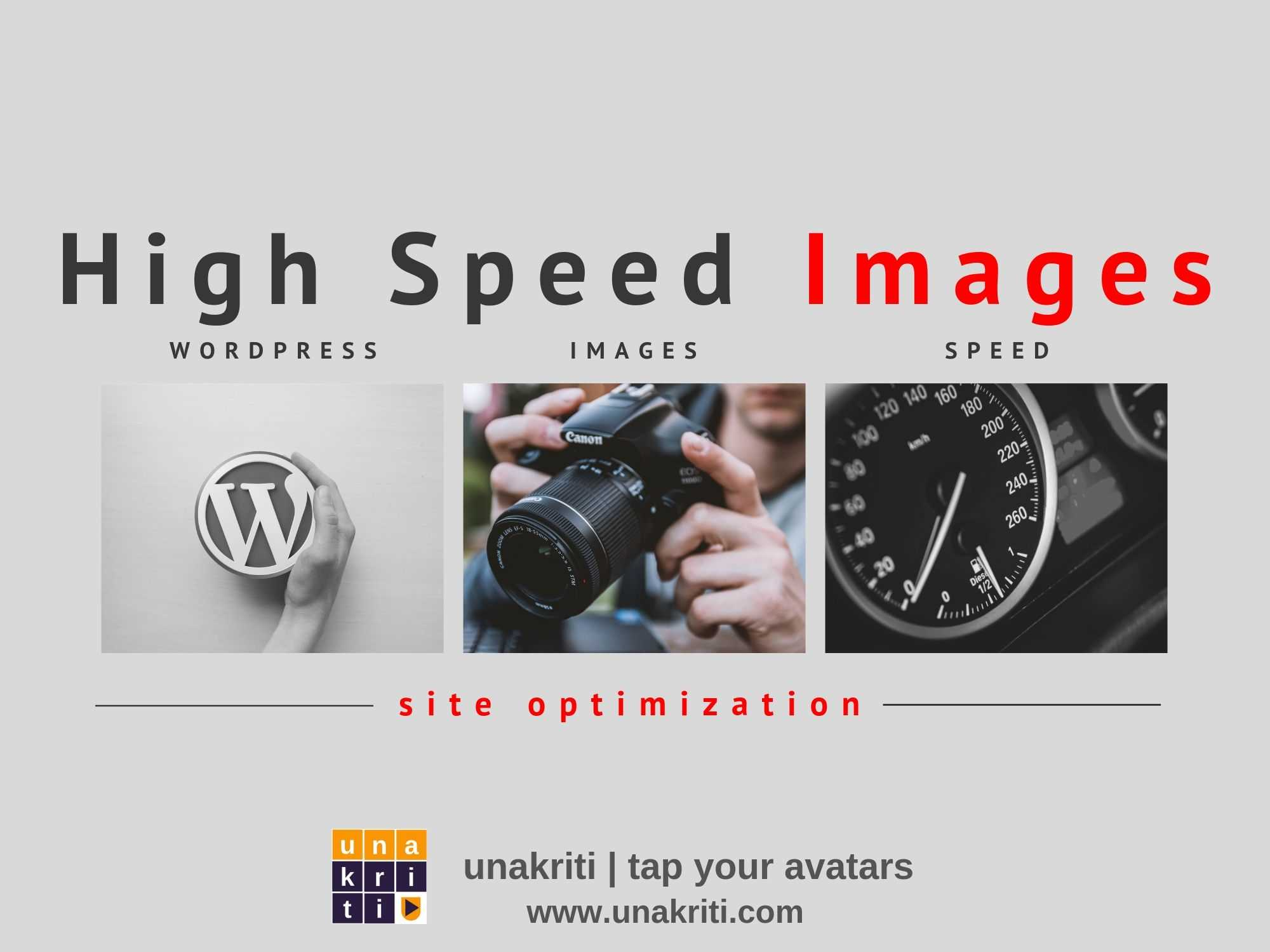 Why optimize images and offload media library?