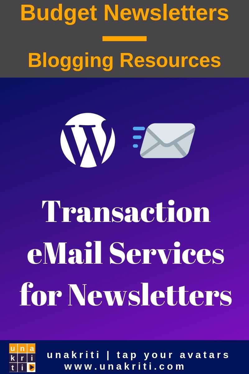 How transaction email services can reduce cost of newsletters?