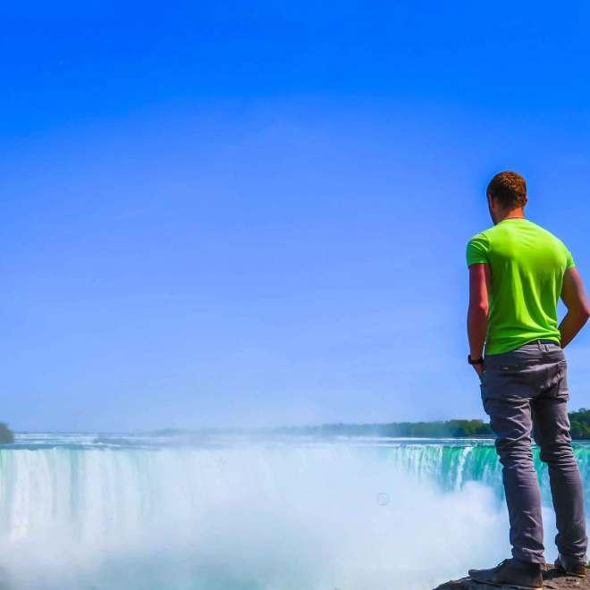 Les Chutes de Niagara - Mon Histoire