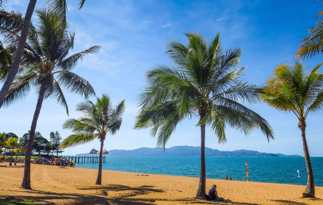Plage The Strand à  Townsville