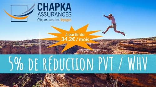 Conseils Voyage - Assurance Voyage Chapka