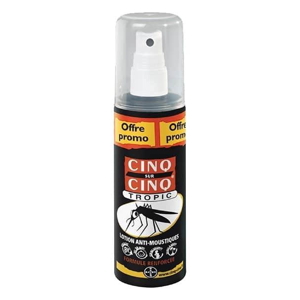 Lotion Anti-moustique contre les piqures