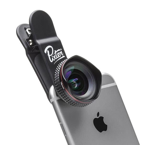 Objectif Grand Angle pour Smartphone de chez Pixter