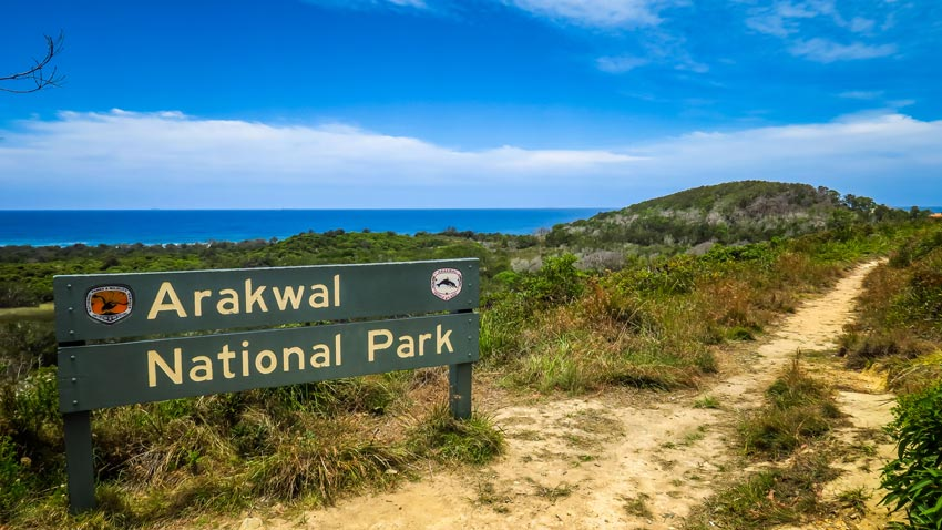 Arakwal National Park à Byron Bay