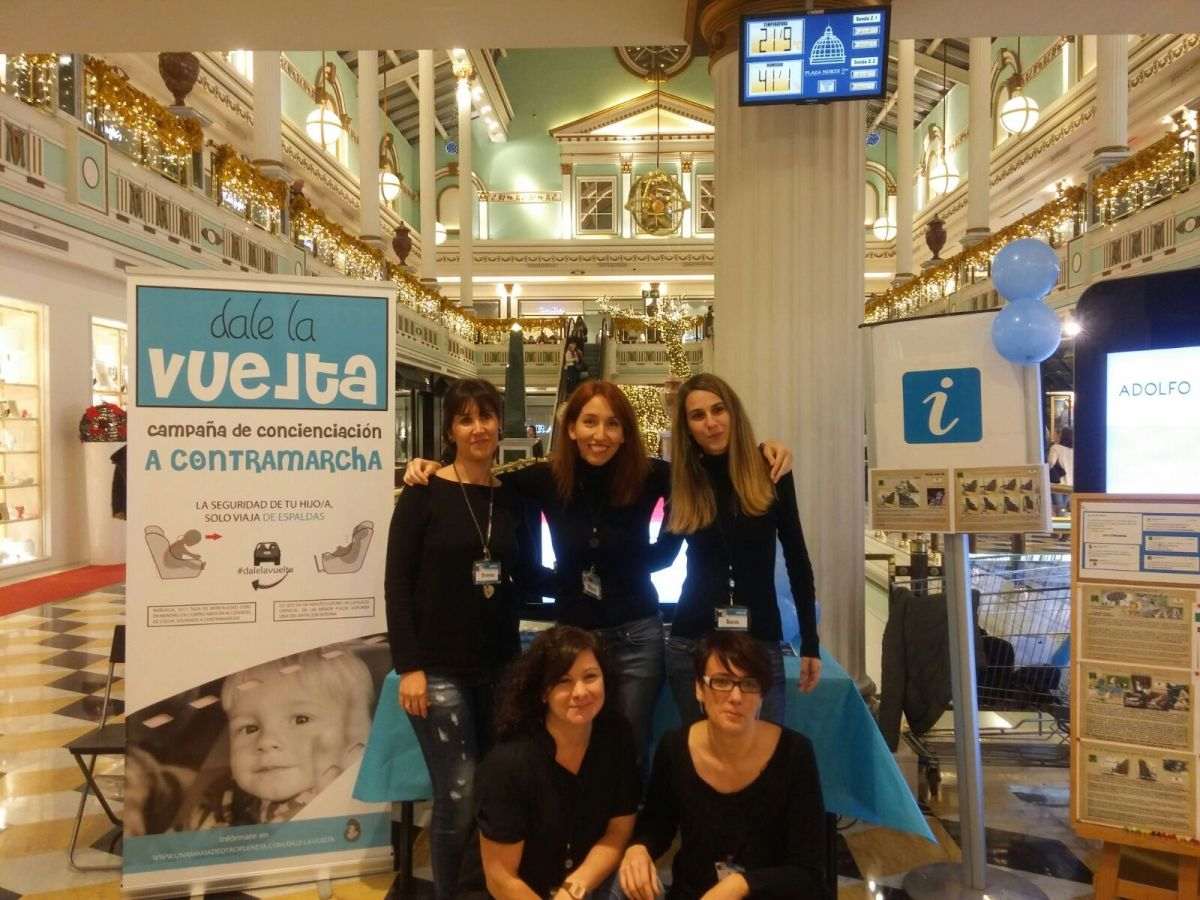 DLV Madrid en el C.C. Plaza Norte 2