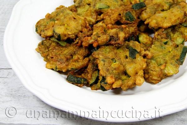 Crocchette di zucchine e scarola - Ricetta di unamammaincucina.it
