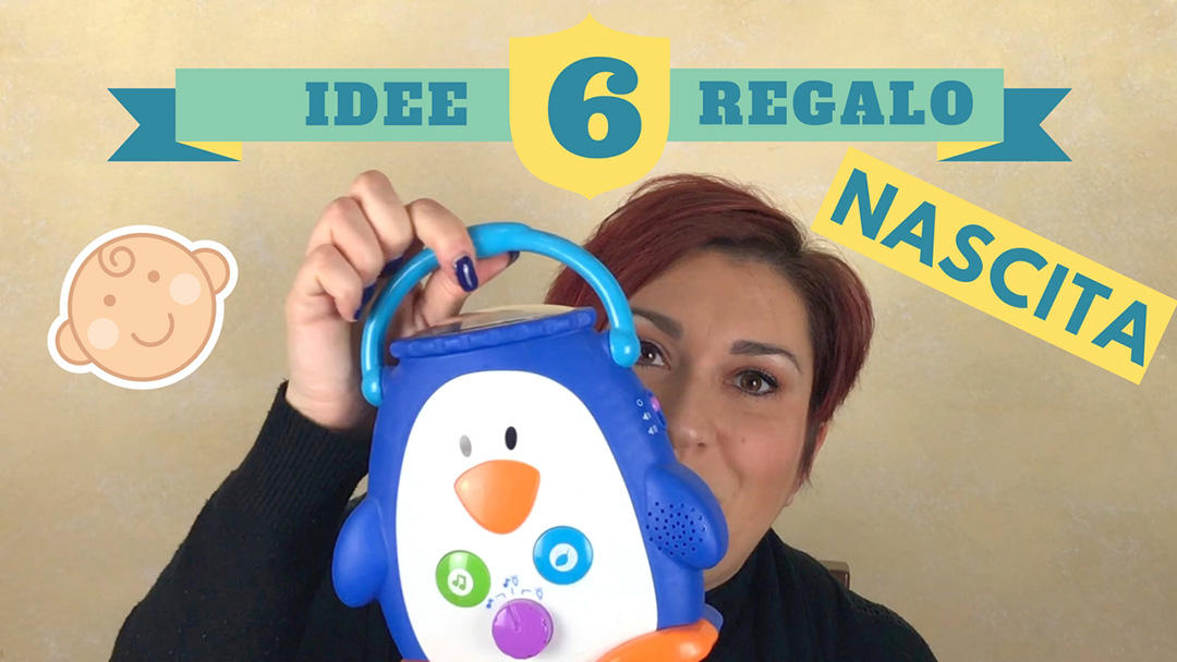 6 Idee regalo per una nascita