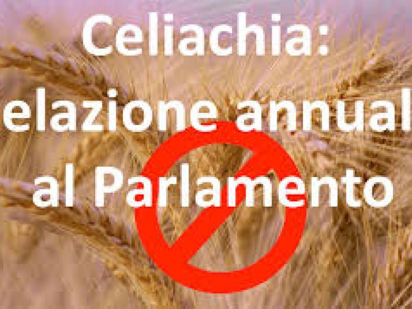 Relazione annuale al Parlamento sulla celiachia