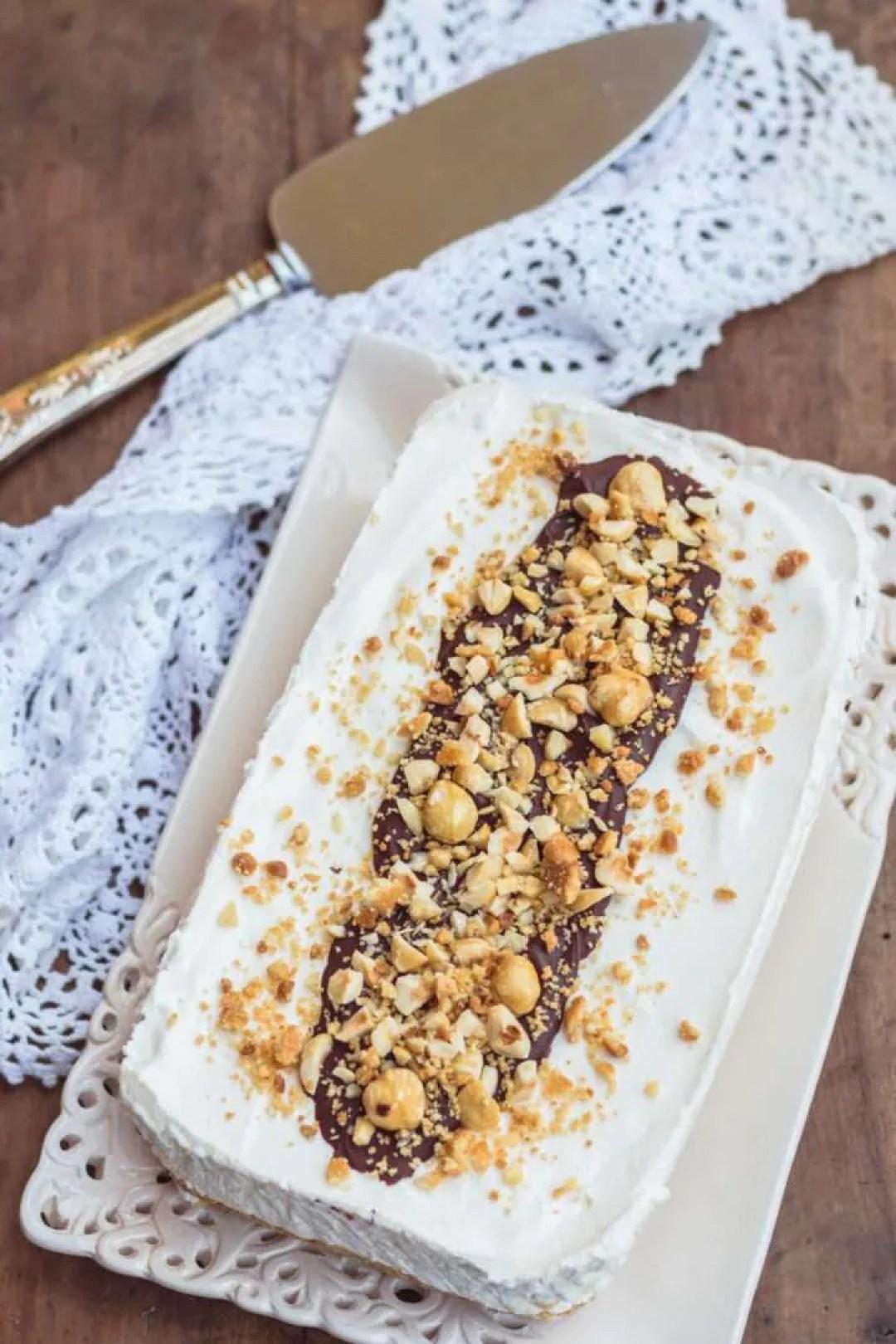 la ricetta della Torta Cornetto Algida