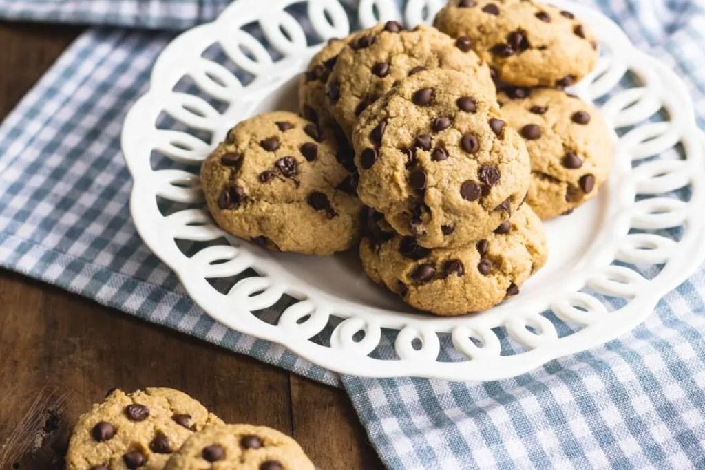 la ricetta dei cookies al cocco senza burro